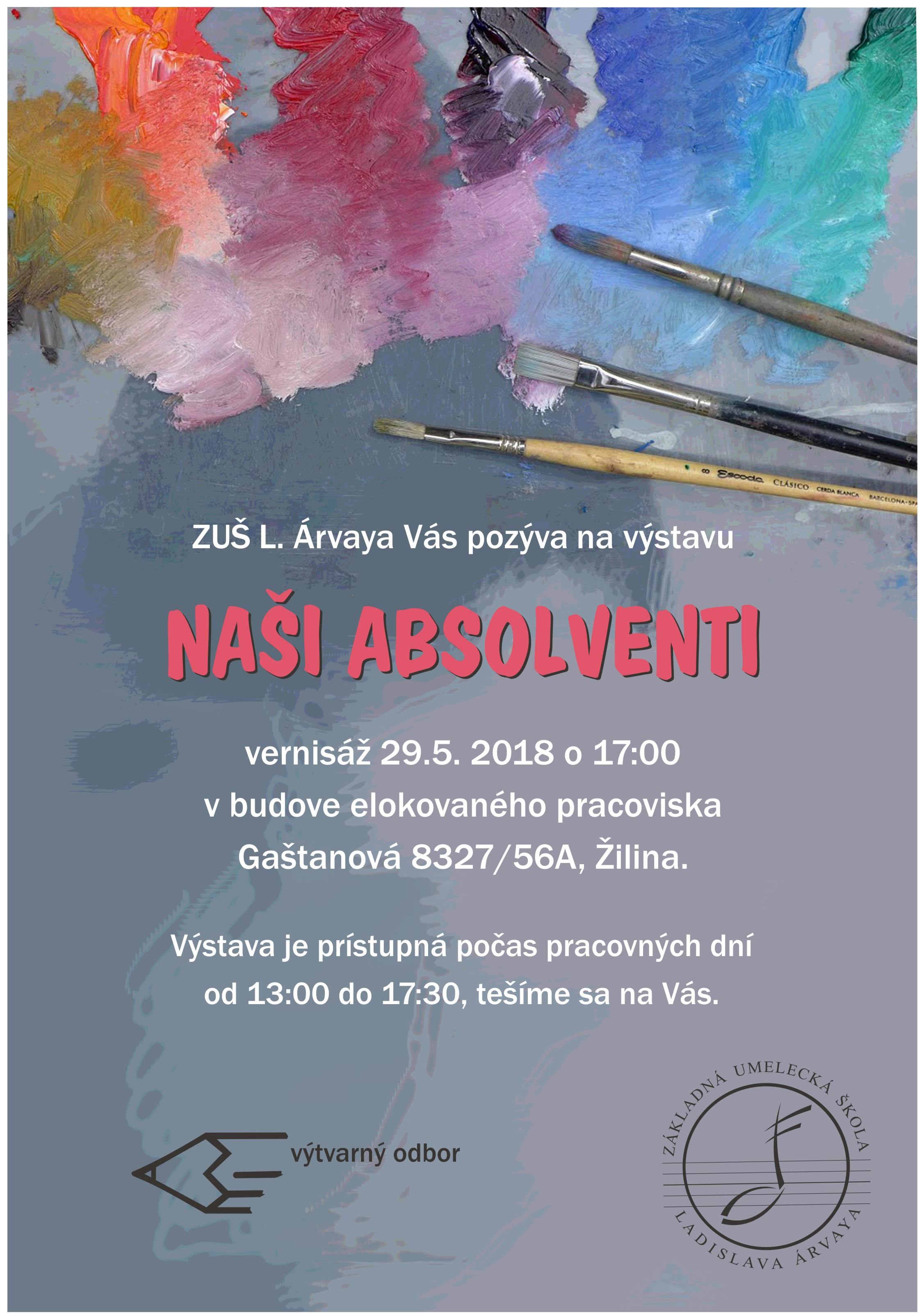 ZUŠ-VO Žilina - 2017 2018 c42c03396bd